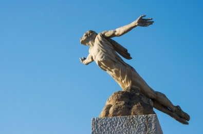 statue icaro